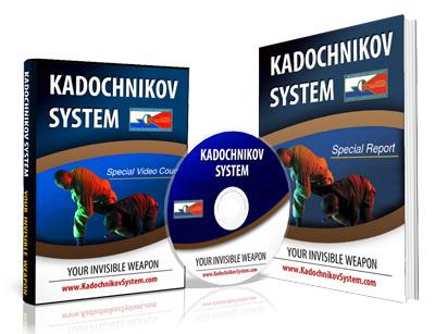 kadochnikov Systema Russian Martial ARt